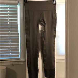 Lululemon olive compression leggings